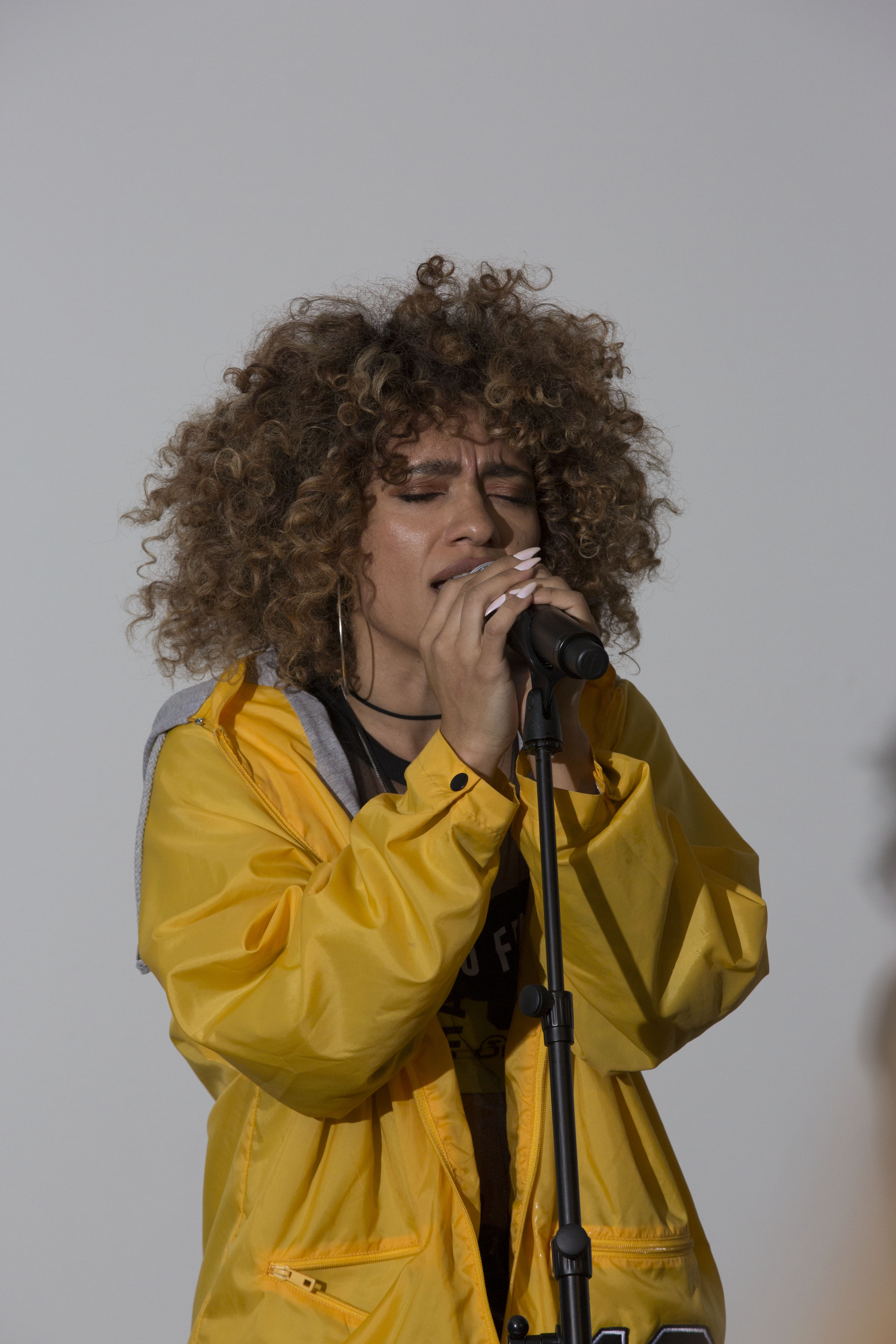 Australian singer/songwriter Starley takes the mic at February's Havas Sessions