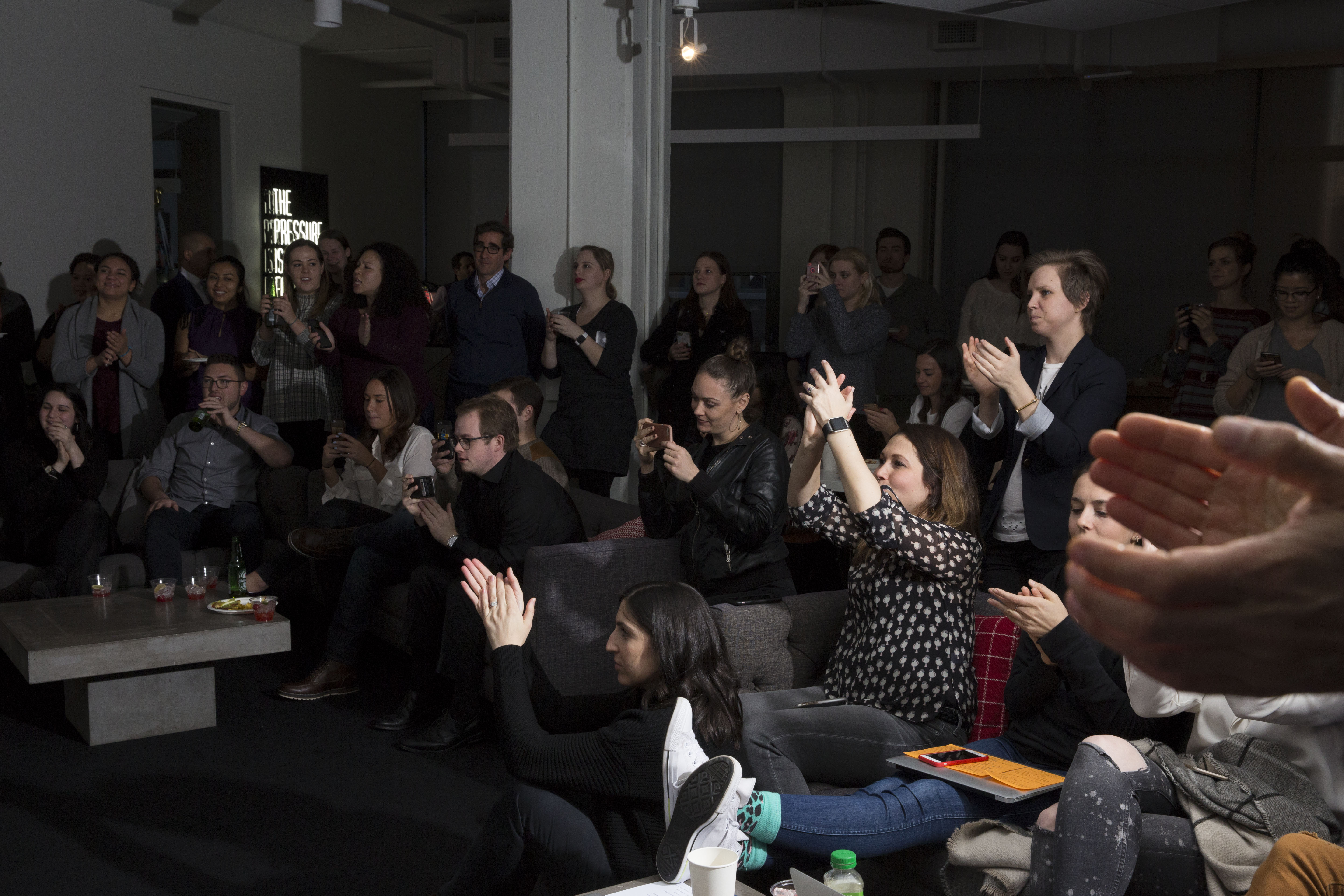 Havas New York creatives gather for Starley's Havas Sessions performance