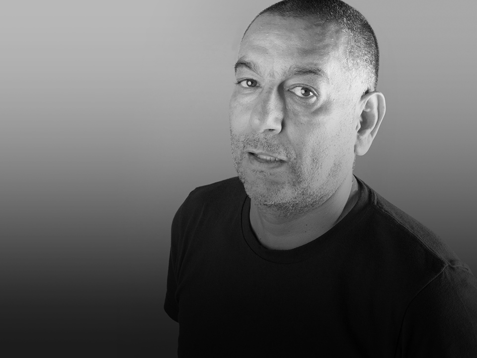 Image of Farid Mokart